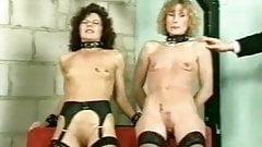 Vintage double slave pain 2 of 3