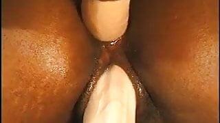Thick Black lesbian Ass