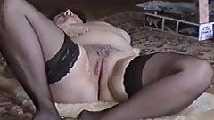 My hungaryan wife pussy with dildos