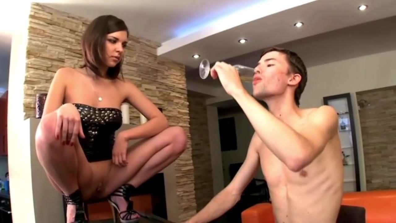 Slave femdom Femdom male