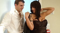 Euro Milf Date Goes Wild With Anal Fucking