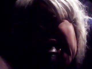 Sexy blonde in nylons sucking cock videos - Sexy blonde sucks big black cock