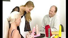 Casting mit 2 Girls