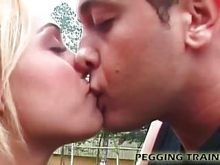 Gay sex video of the day You will be my personal pegging slave for the day