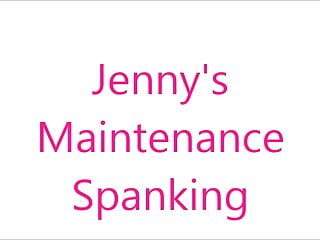 Spank fuck free video Free preview: jennys maintenance spanking