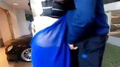 Saree Seduction
