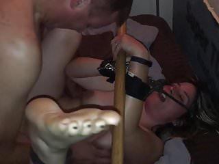 Wife fuck bondage Wife tied and fucked