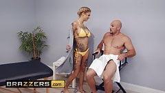 Грязный массажист - Bonnie Rotten Jmac - массаж для Bonnie