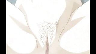 Hentai Bathtub Romantic First Time Sex Of A Cute Couple