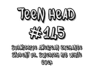 Handcufed blowjob Teen head 145 handcuffed us student vs. swedish bwc