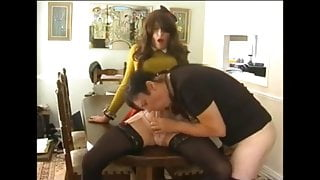 Fuck your hot sissy CD
