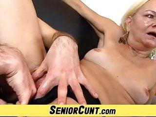 Naked nasty grandmas Old pussy close-ups of old nasty grandma vera