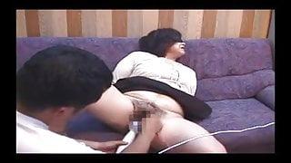 Japanese Obachama (censored)