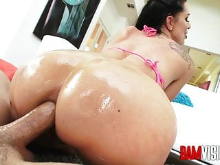 Patty nude - Bamvisions anal workout for texas patti and christiana cinn