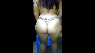 THICK LATINA PROSTITUTE PLAYING OWN PUSSY