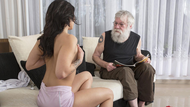 Porn Old Man