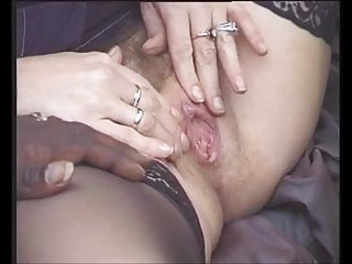 Sucking dog dicks - Blonde milf dogging and sucking many dick in the forest