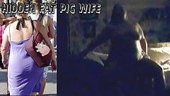 Vidéo cachée d'une grosse BBW mariée infidèle