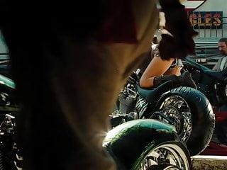 Megan mullally nude scenes Megan fox sexy scene in transformers