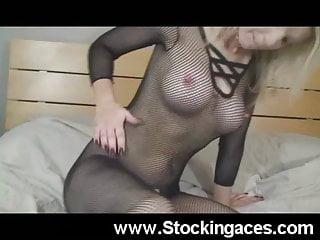Courtney simpson anal pics - Busty blonde fucks her ass