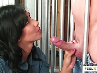 Naked female police officers Female police officer needs a bad guy to fuck her brains out