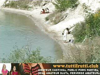 Monica calhoun nude Monica fkk nude beach fisting