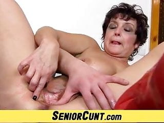 Women fifty to sixty nude - Fifty years old lady greta vagina widining close-ups