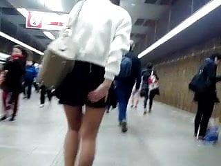 Fuck u im drunk - Sexy legs im metro 7 sexy beine in der u-bahn 7