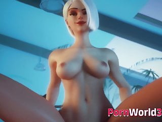 Character dbz naked Characters from games compilation of best fuck scenes