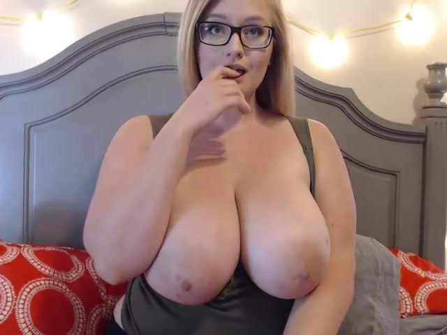 Chubby Teen Glasses Big Tits