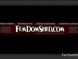 Husband slave femdom Hungry foot slave - femdom - foot domination