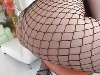 Steel balls in pussy Sophie dee vs lex steele