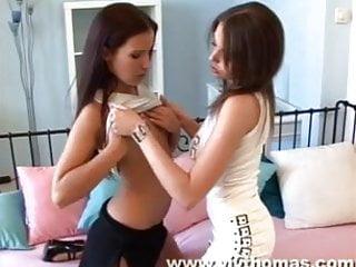 Clip jana lesbian mrazkova video Jana and zara