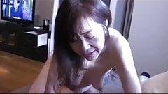 japanese mom blow job