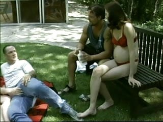 Xxx pregnant chicks 2 pregnant chicks fucking outdoors