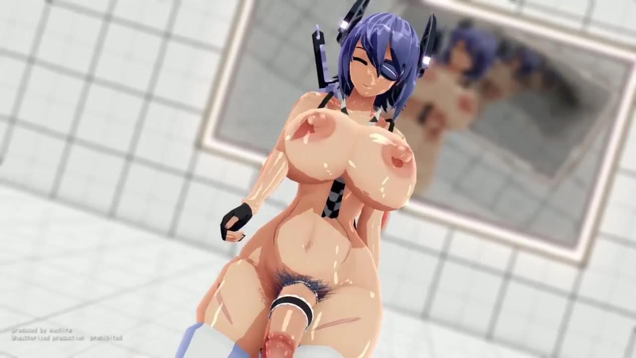 3d Hentai Lesbian Futanari