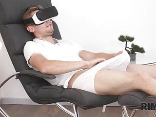 Ass man man rimming Rim4k. girl saw man jerking off to vr porn and gave him rimming