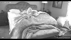 Hidden Camera Morning Masturbation