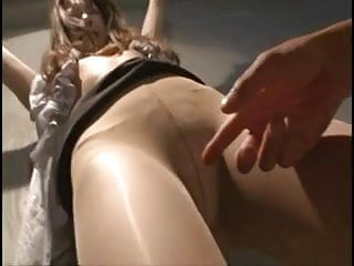 Asian food smell Japanese lady make to smell her own sex juice