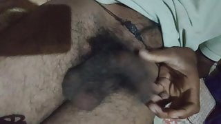 Indian dark bulky dick