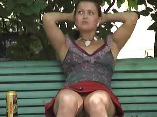Porn videos without flash player - Filming her without panties