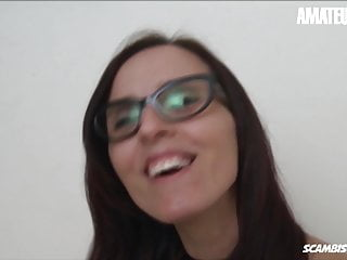 First time sex pdf - Amateur euro - hot italian rosy has first time sex on camera