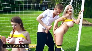 Big TITS in Sports - Lucia Love Michelle Thorne Mila Milan