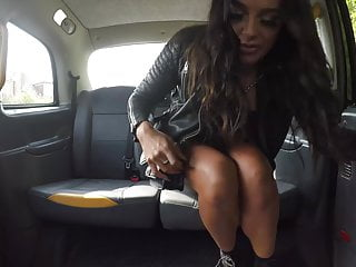 Latex trombone quartet - Fake taxi busty christina may plays the rusty trombone