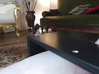 Gay trampling videos Domina frankie trampling on a slaves cock