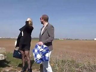 Big titty bysexual cum Blonde big titty teen ass fucked outdoors