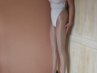 Girlfriends in pantyhose - My pantyhose girlfriend 7