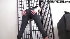 Let me give you a handjob in my yoga pants JOI