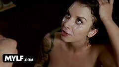 Big Titted Milf Ivy Lebelle Takes Her Employee's Huge Load