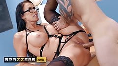 Big Tits at School - Reagan Foxx & Scott Nails - Domme